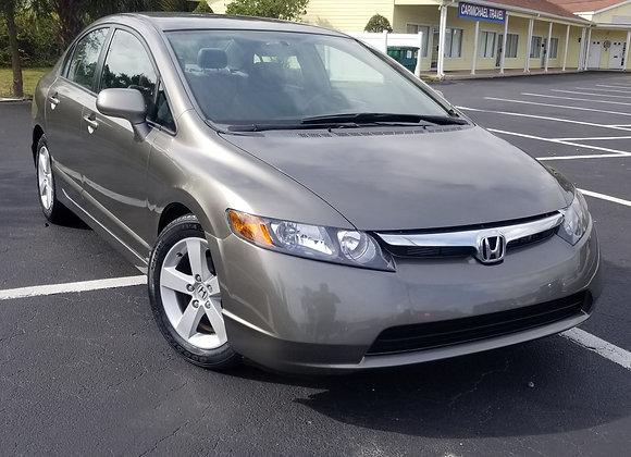 2008 Honda Civic Sedan
