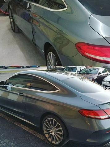 #collisionrepair #mercedesbenz #vspauto.