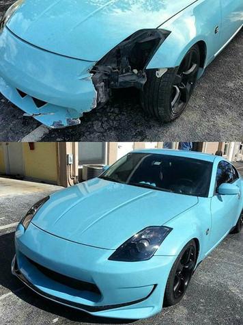 #350z #collisionrepair #stance #vspauto.