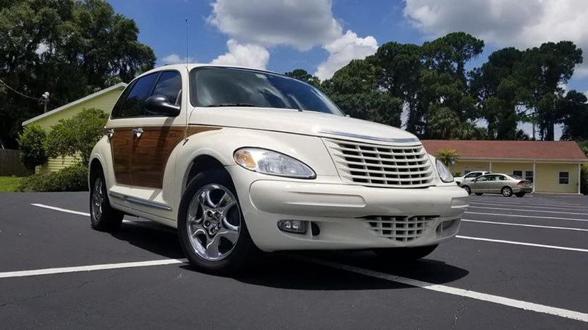05 Chrysler Pt Cruiser Turbo