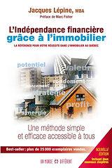 L'indépendance financière avec Jacques Lépine
