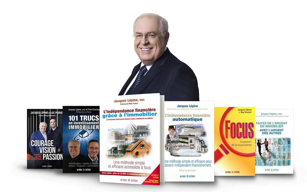 Jacques Lépine Best-Sellers