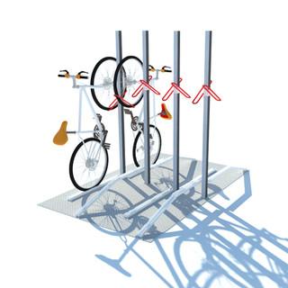 MyByk Cycle Dock