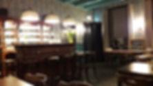 De oud Engelse bar