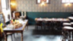 lunch 'Bij Jacques | De Drie Pilaren'