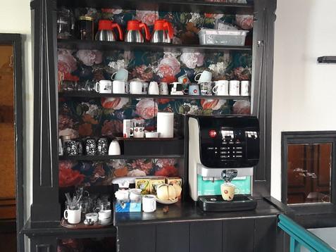 koffie van Douwe Egberts