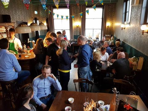Zoek je een feestruimte in Heerenveen, dan is Bij Jacques │ De Drie Pilaren een optie
