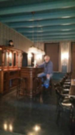 Huiselijke vergaderlocatie 'Bij Jacques | De Drie Pilaren'