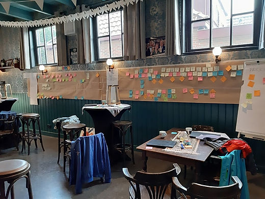 brainstorm sessie