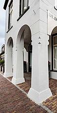 De Drie Pilaren, een prachtige en unieke vergaderlocatie