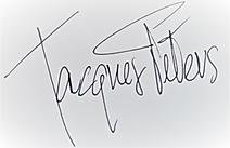 handtekening Jacques Peters, De Drie Pilaren