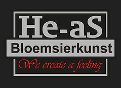 logo He-aS Bloemsierkunst in Oudeschoot