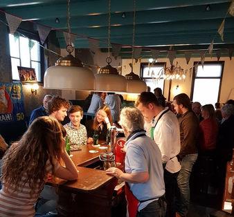 huur een feestruimte in Heerenveen; Bij Jacques │ De Drie Pilaren