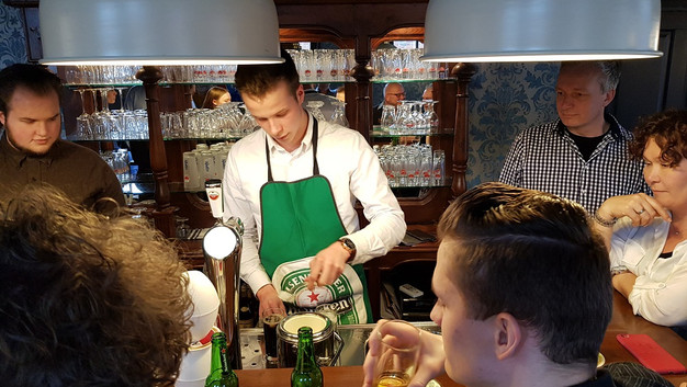Je eigen barman meenemen