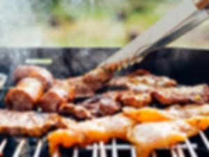 BBQ in De Drie Pilaren