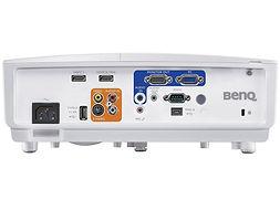 Achterkant BenQ MH741, de beamer in De Drie Pilaren