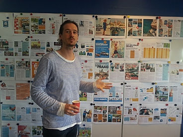 Eindredacteur van de Kampioen; Stephan Grout