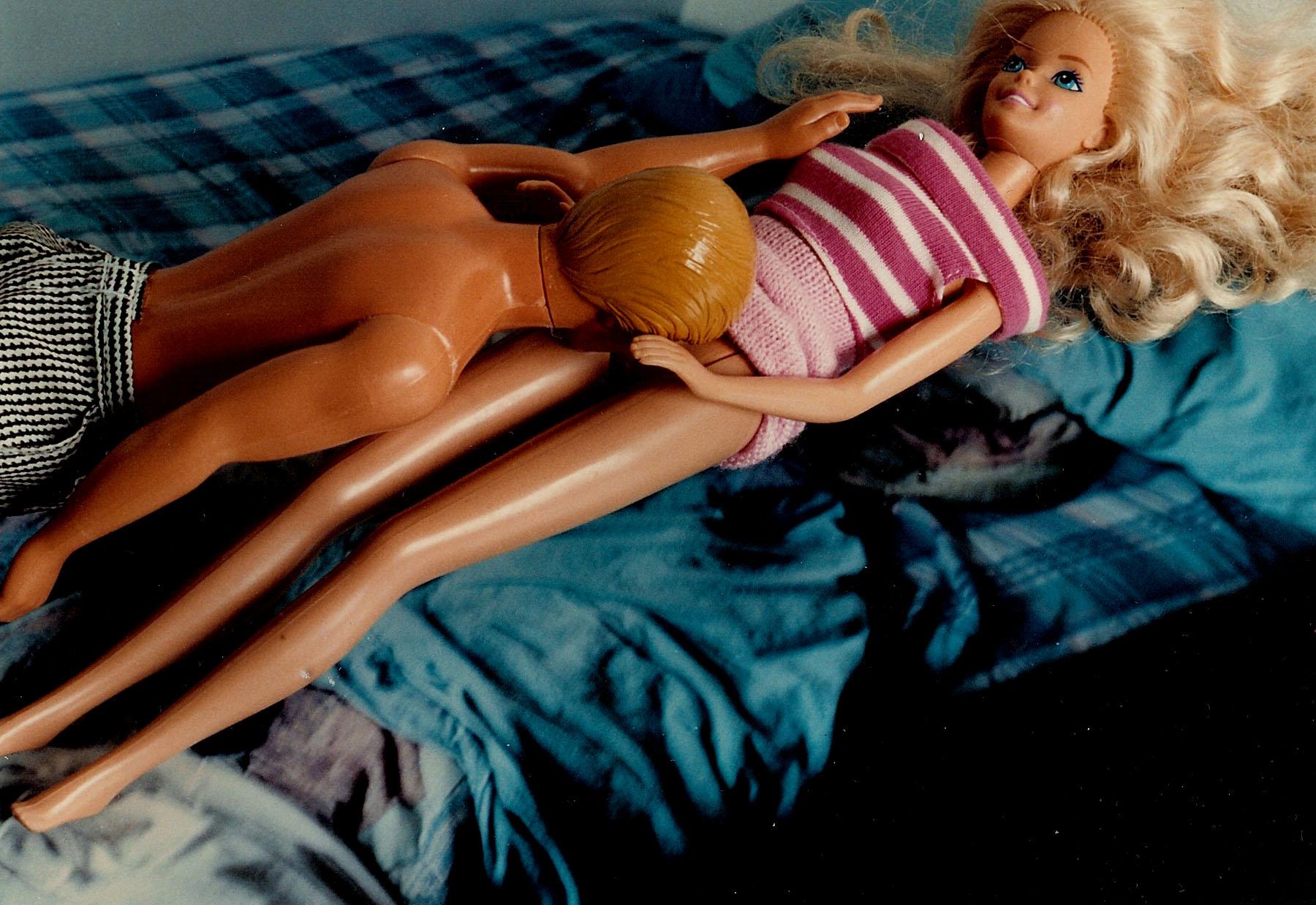 Cunniliingus Barbie
