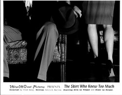 The Skirt Who Knew Too Much