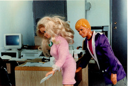 Office Politics Barbie