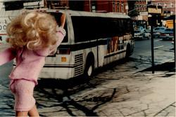 Public Transportation Barbie