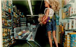 Hassled Mom Barbie