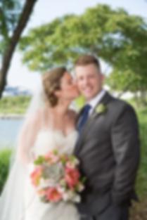 Cara & James Wedding Photo