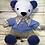 "Thumbnail: Deluxe/Dressed 12"" bear"
