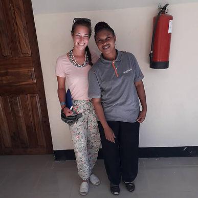 Wolrd Vision Office Kiberashi, Tansania