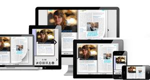 flipbook brochure digitale imprimerie 91