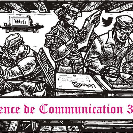 Ne dites pas à ma mère que je suis imprimeur, elle croit que je travaille dans la communication !*