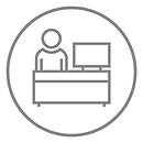 Logo Corner shop Imprimerie91
