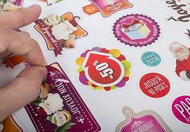 Étiquettes & adhésifs Imprimerie92