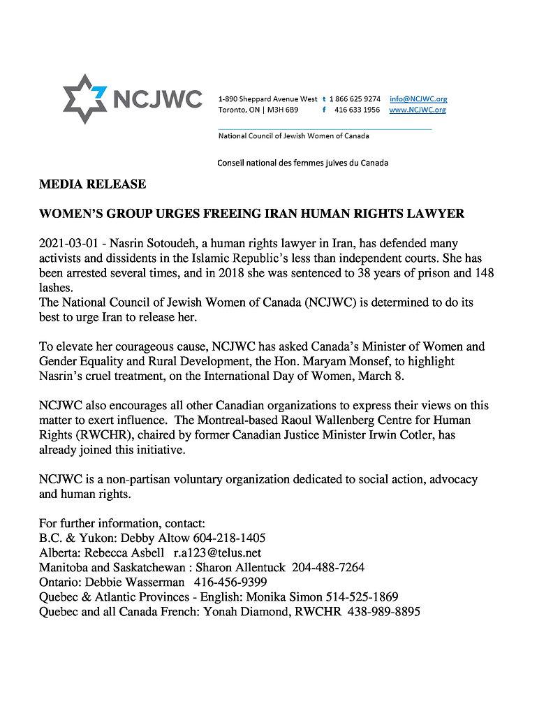 Feb 26 final media release on letterhead