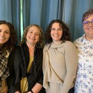 Jodi Seidelman, Gail Gumprick, Rhea Laza