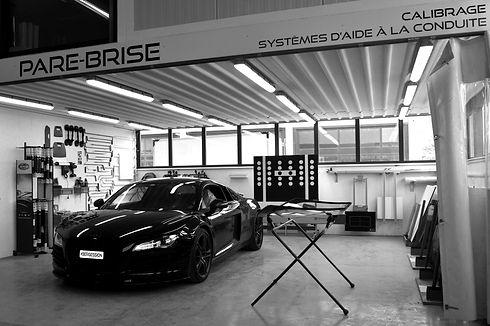 Réparation et remplacement de pare-brise Sion Valais Audi Vw Seat Skoda BMW Mercedes Renault Dacia Mitsubishi Land Rover Porsche