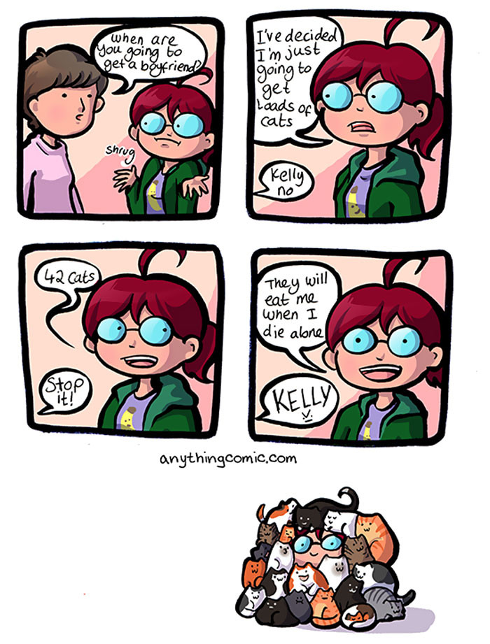 Anything About Nothing Comic