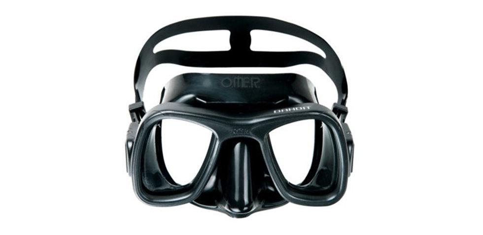 Omer Bandit Mask/scuba mask/diving mask