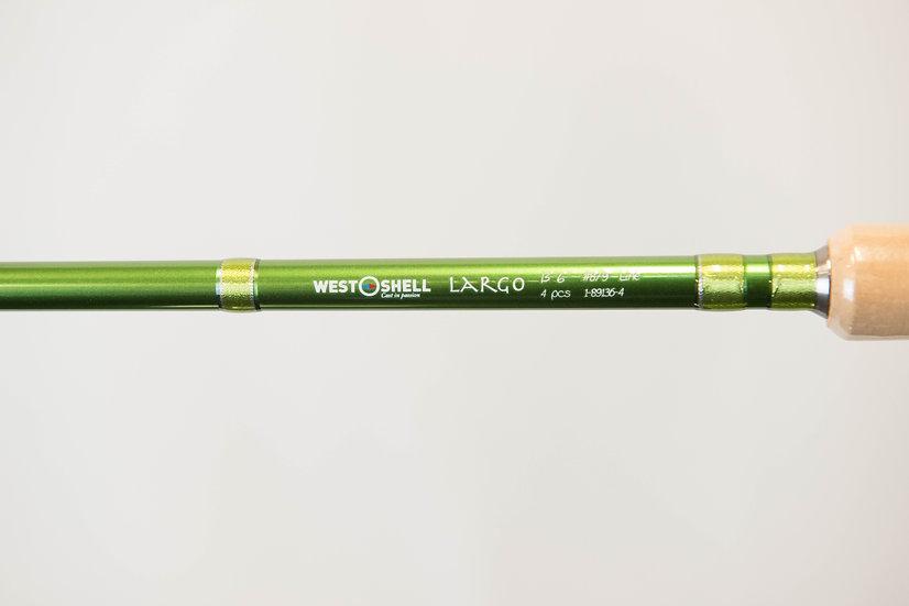 "West Shell Largo Fly Rod 13'6"" #8/9"