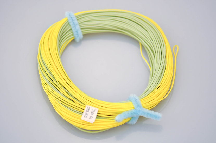 Double Color Fly Line