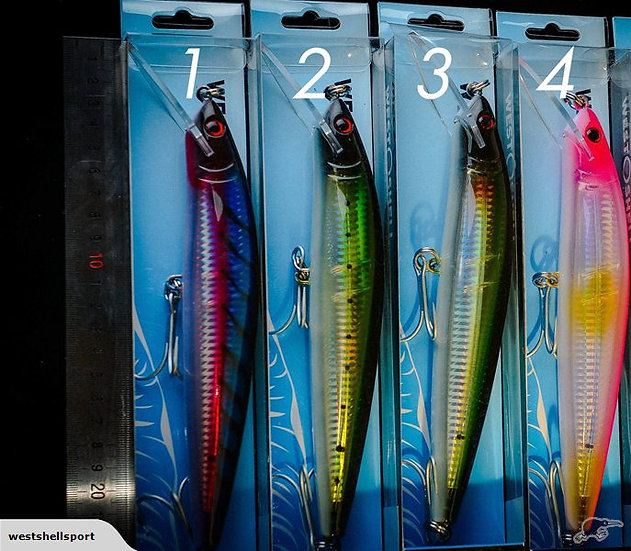 Premium Fishing Lures 76g/200mm (Floating)
