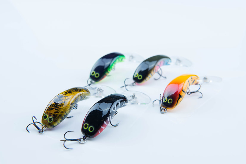 LURES SALE 8642-55L package of 5