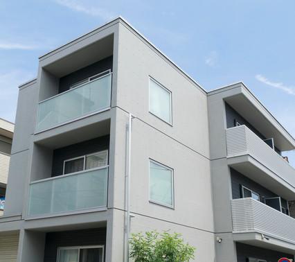 『マンションの窓をカバー工法で新しく』