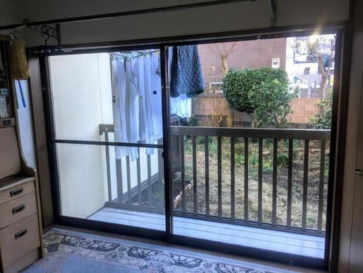 内窓設置工事