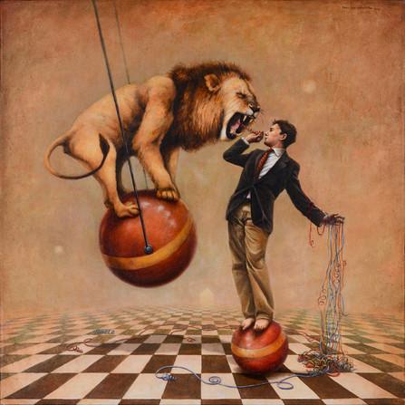 LESSON 17: The Lion is Not How It is Painted // LECCION 17: El león no es como lo pintan