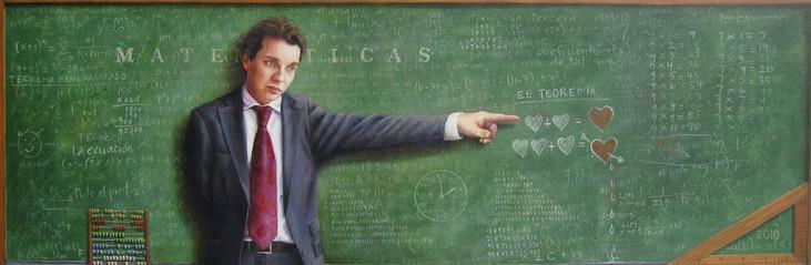 The Mathematician // El matemático
