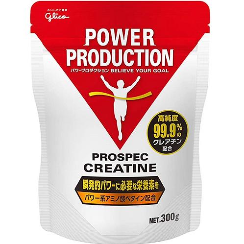 グリコ パワープロダクション アミノ酸プロスペック クレアチンパウダー  300g