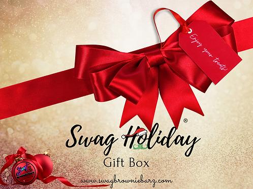 Swag Holiday Gift Box