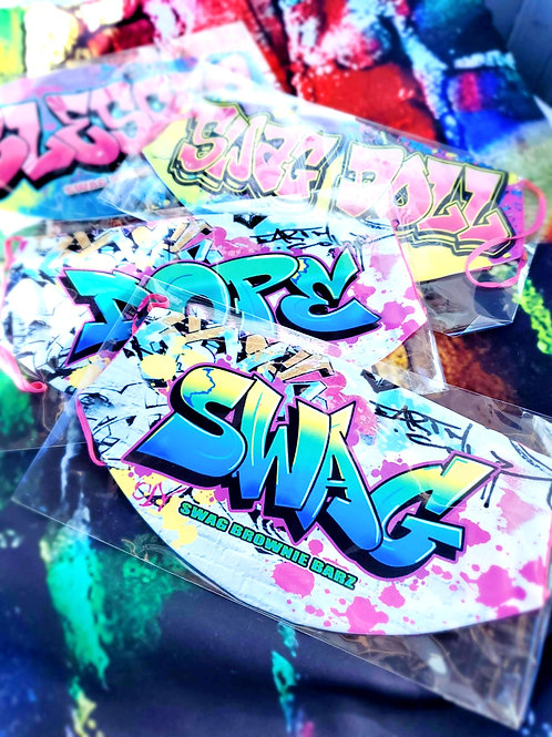 Graffiti Swag Mask