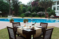 Brunch by the pool Experience by a luxury hotel..jpg